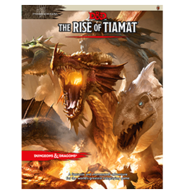Wizards of the Coast Tyranny of Dragons: The Rise of Tiamat