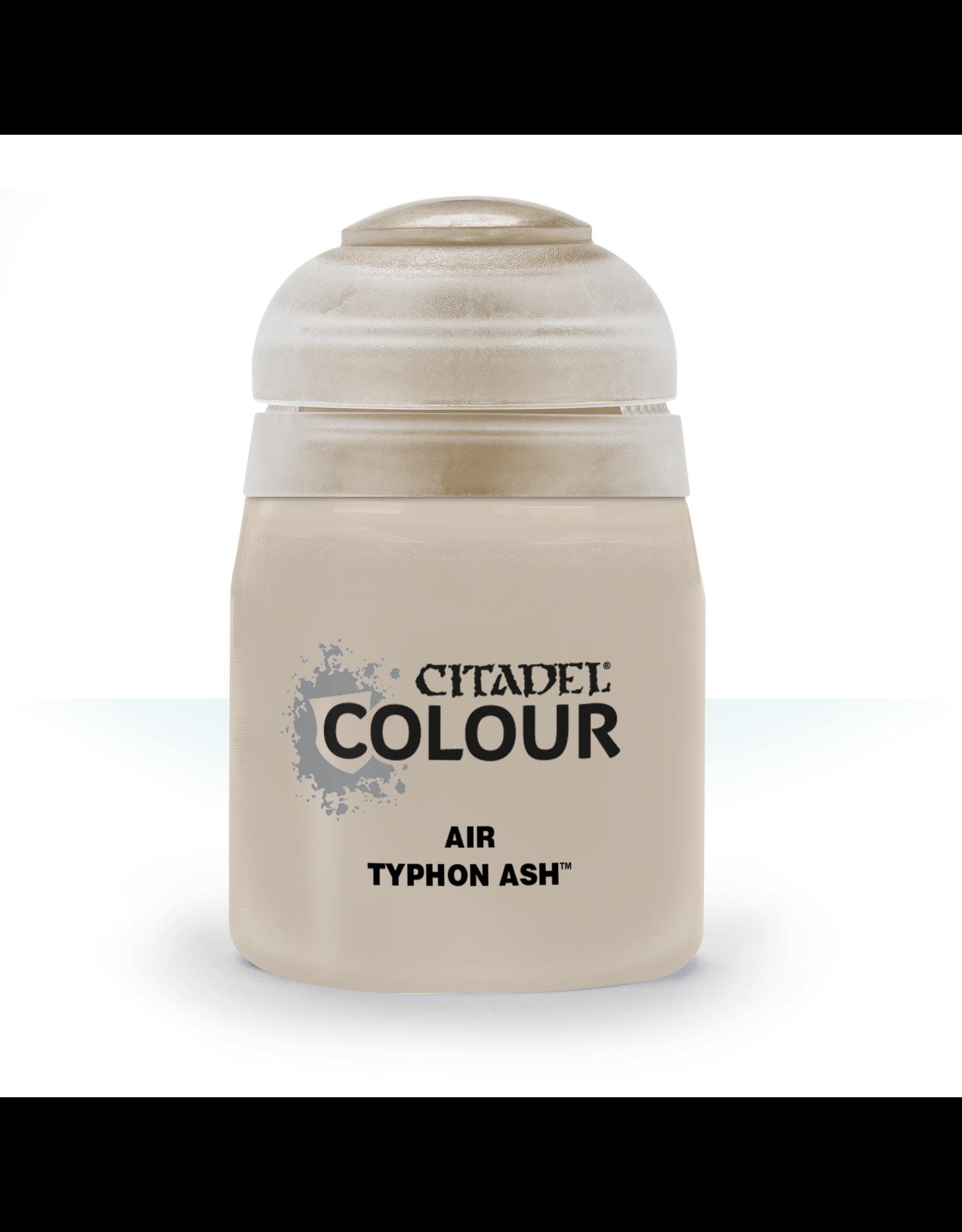 Citadel AIR:TYPHON ASH (24ML)