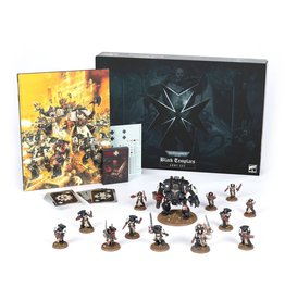 Games Workshop Black Templars Army Set