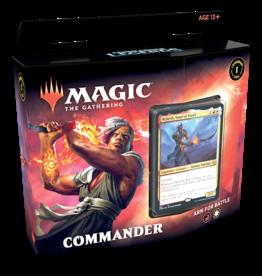 Wizards of the Coast MTG Commander Legends Deck