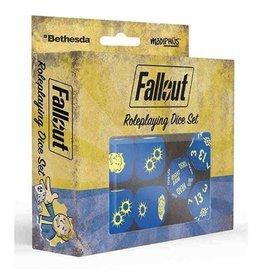 Modiphius Entertainment Fallout RPG Dice