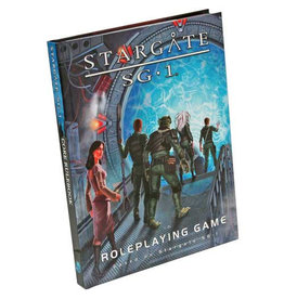 Wyvern Gaming Stargate SG-1 Roleplaying Game Core Rulebook