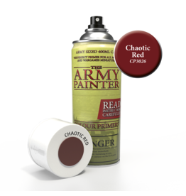 Army Painter Colour Primer: Chaotic Red