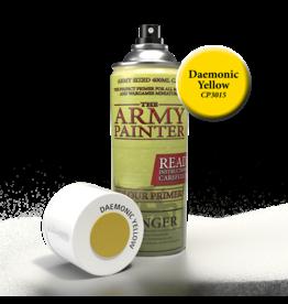 Army Painter Colour Primer: Daemonic Yellow