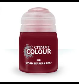 Citadel AIRWORD BEARERS RED