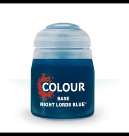 Citadel BASE: NIGHT LORDS BLUE (12ML)