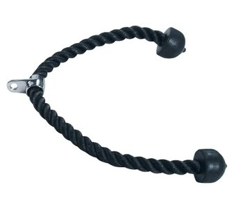 GC Triceps Rope w/Rubber Ends