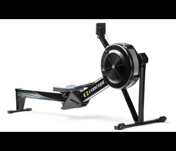 Concept 2 Model D, PM5, BLK