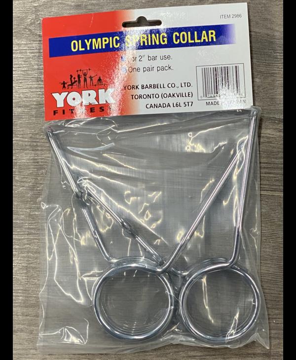 York Olympic Spring Collars