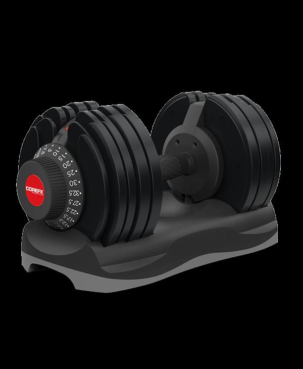 CoreFX Adjustable Dumbbell 70 lb,