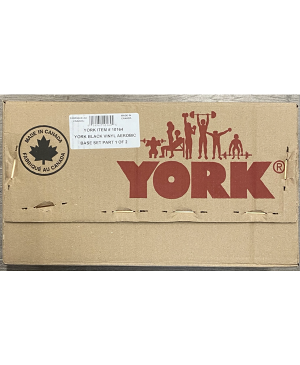 York Aerobic Cardio Pump Set, 40 lb