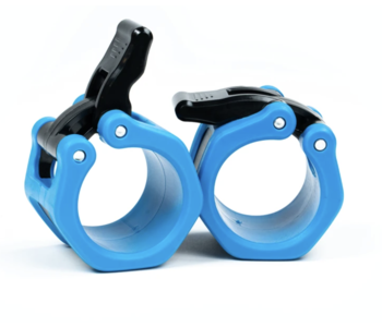 Hex Olympic Grip Collars, Pair