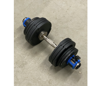 Olympic Dumbbell Handle 55lbs, Pair