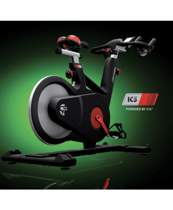 Life Fitness IC5 Group Exercise Bike w/console