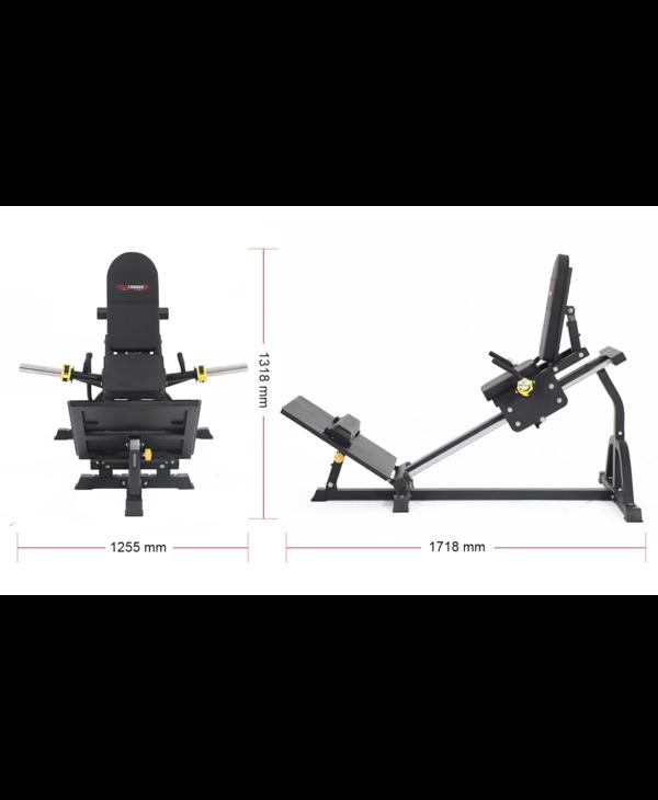 Altas AL-6007 Leg Press