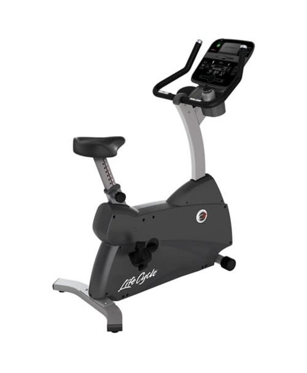 Life Fitness C3 Upright Cycle