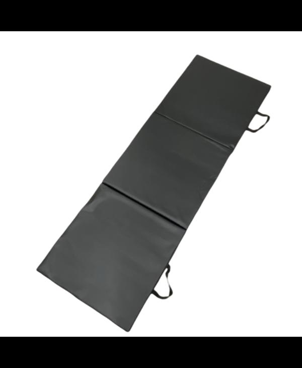 "GC Vinyl Gym Mat Folding,  2' x 6' x 2"""