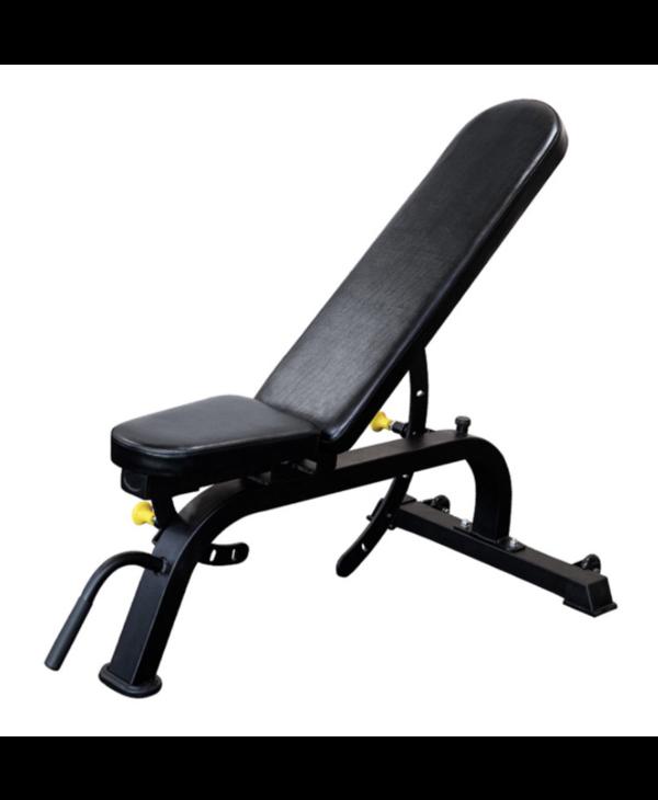 GC A008 Adjustable Bench, Black