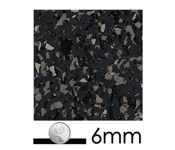 Ecore ECOSurfaces Interlocking Take One, 6mm x 24in x 24in