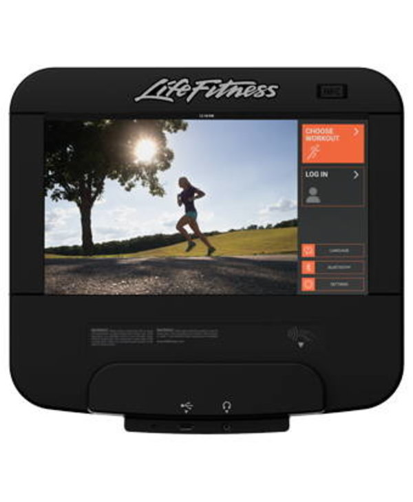 Life Fitness Club Series + Recumbent Cycle