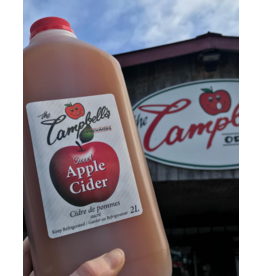 Campbell's Orchards Sweet Cider