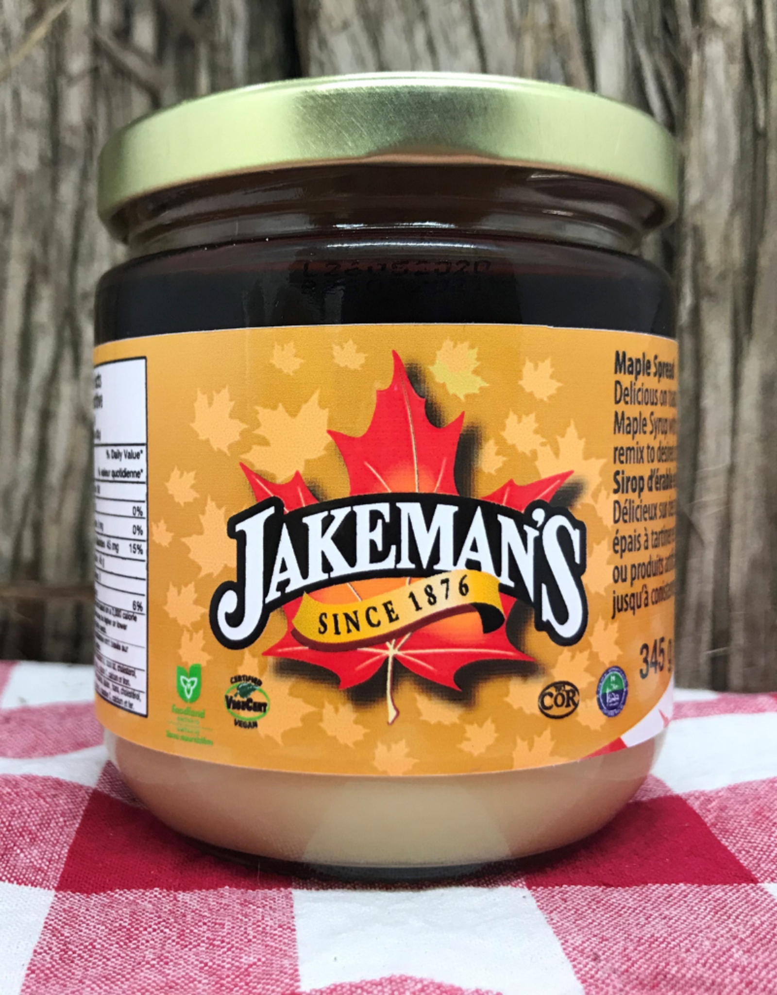 Maple Butter 345g