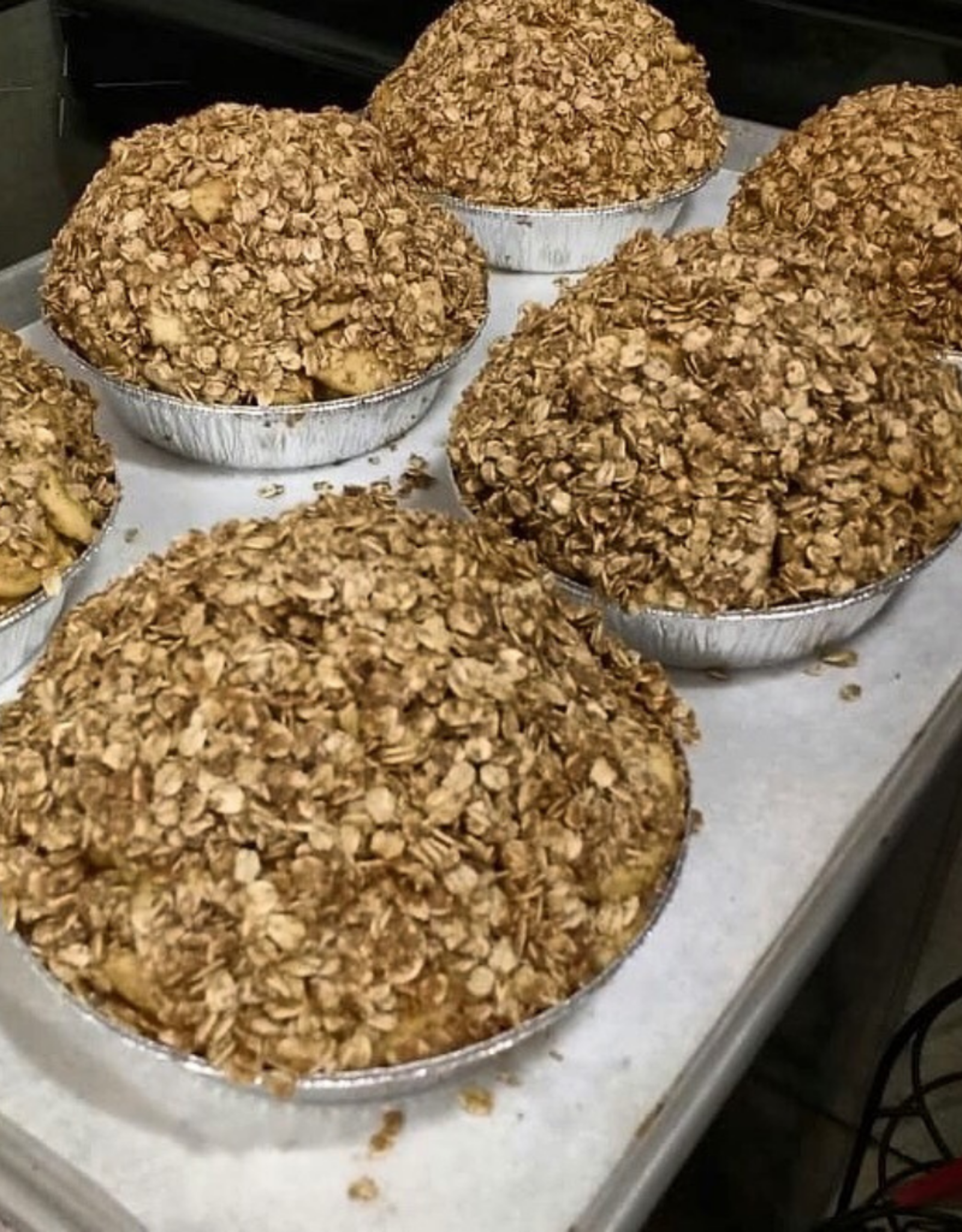 Campbell's Orchards Apple Crisp