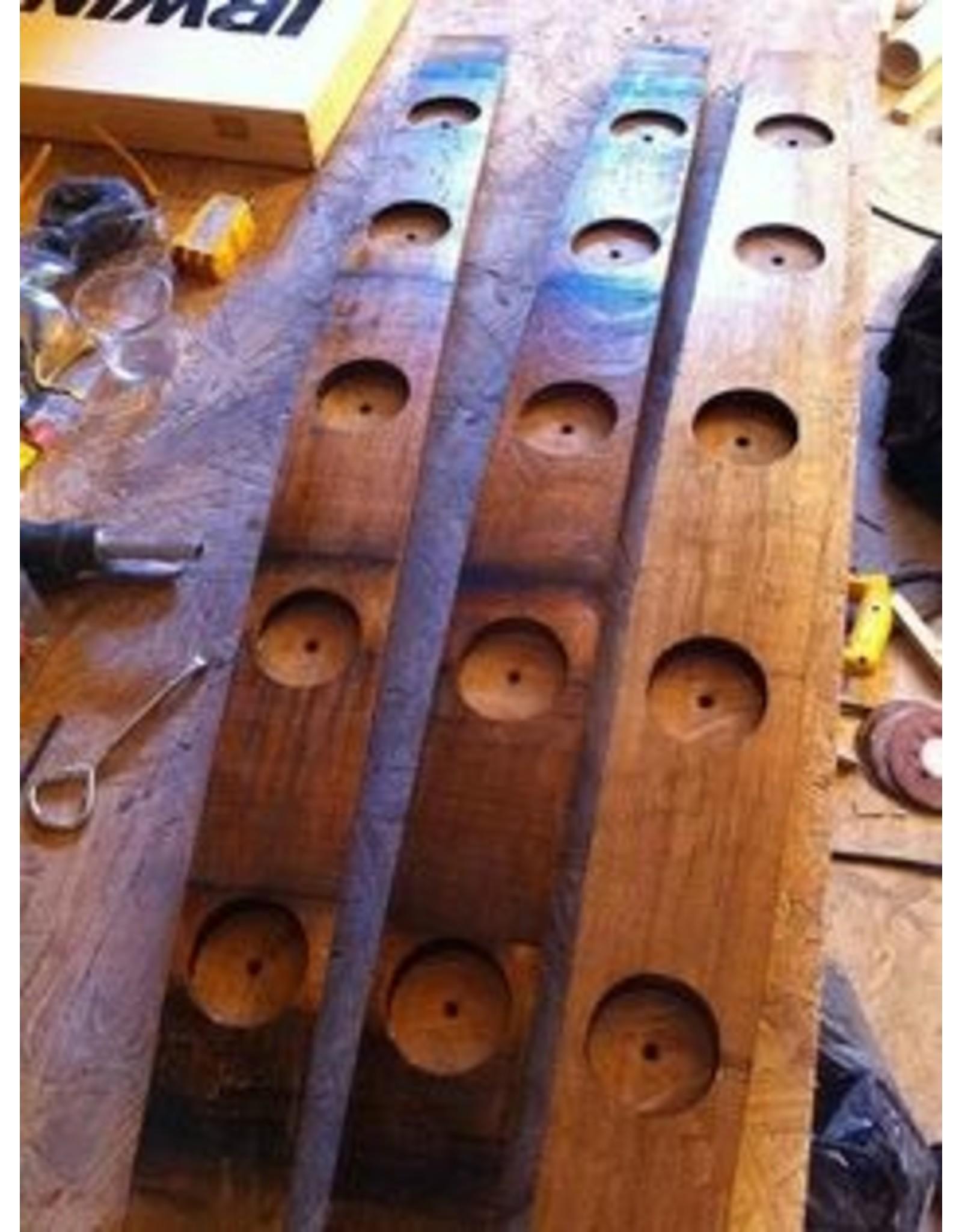 Daryl's Barrels Barrel Candle Holder