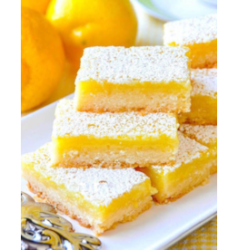 Campbell's Orchards Lemon Squares