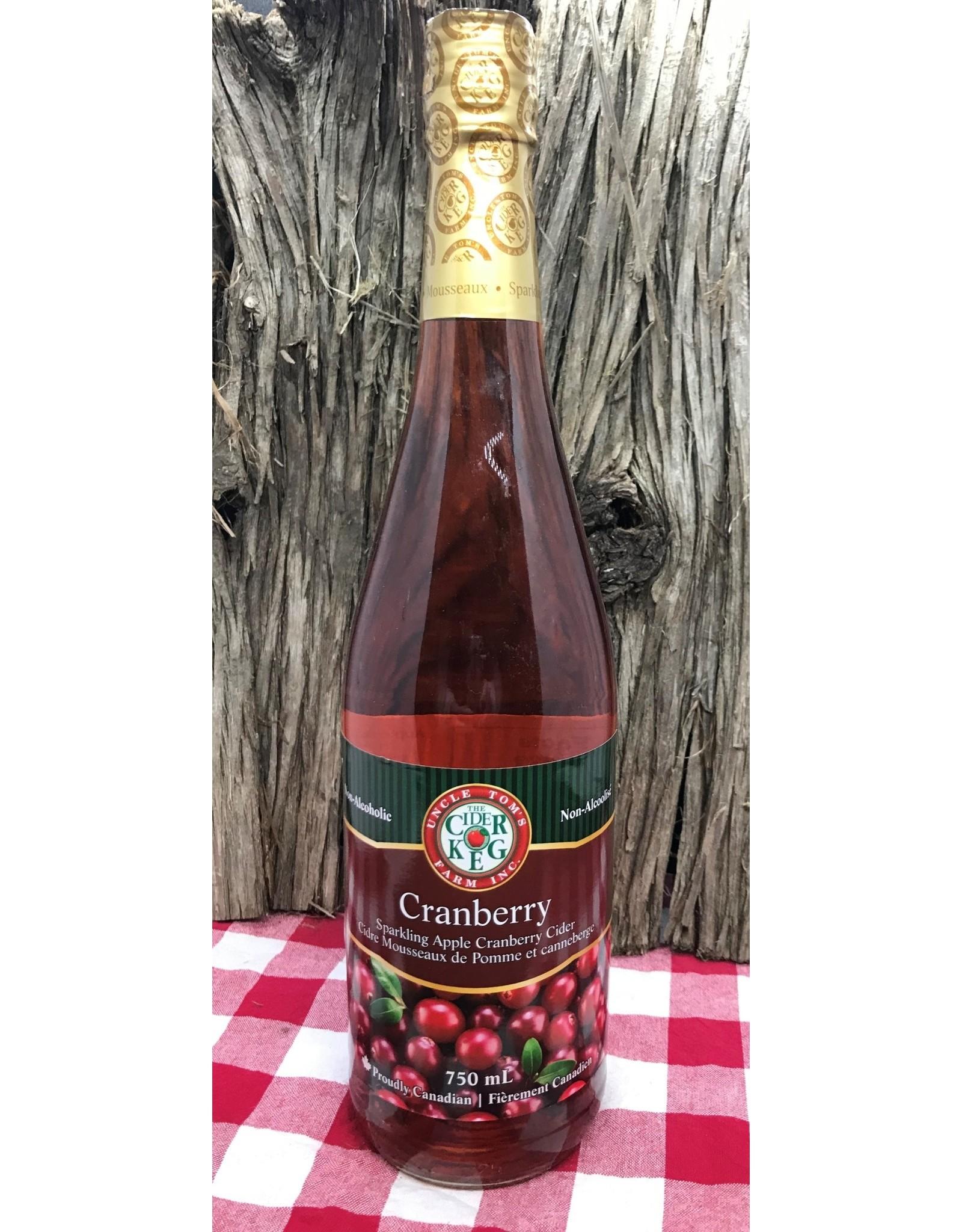Cider Keg Sparkling Cider (non-alcoholic)