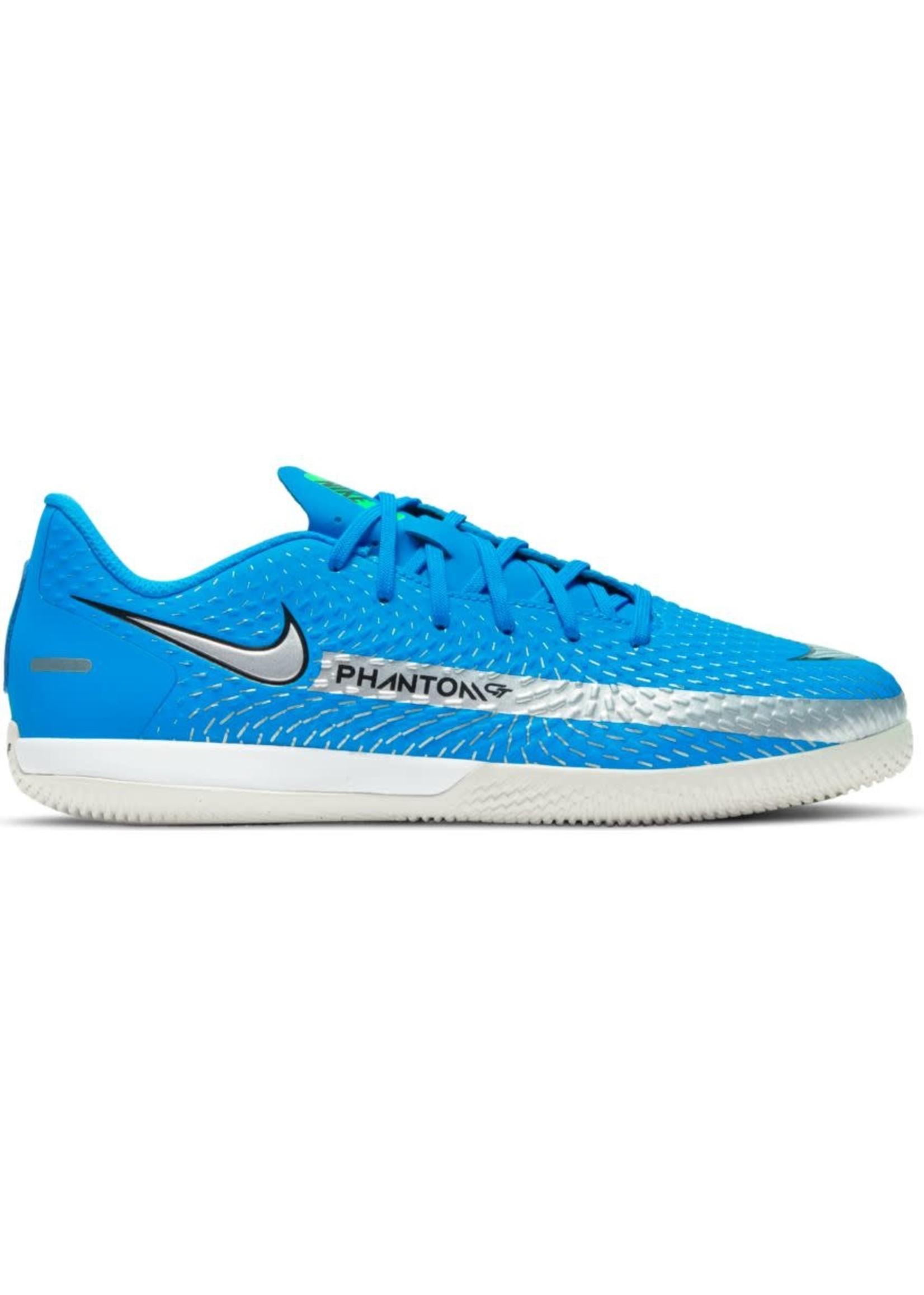 Nike Phantom GT Academy IC - Blue/Silver