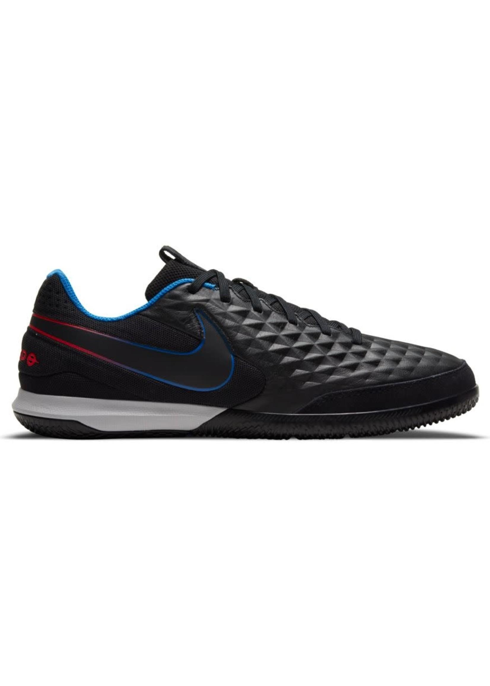 Nike Legend 8 Academy IC - Black/Blue/Red
