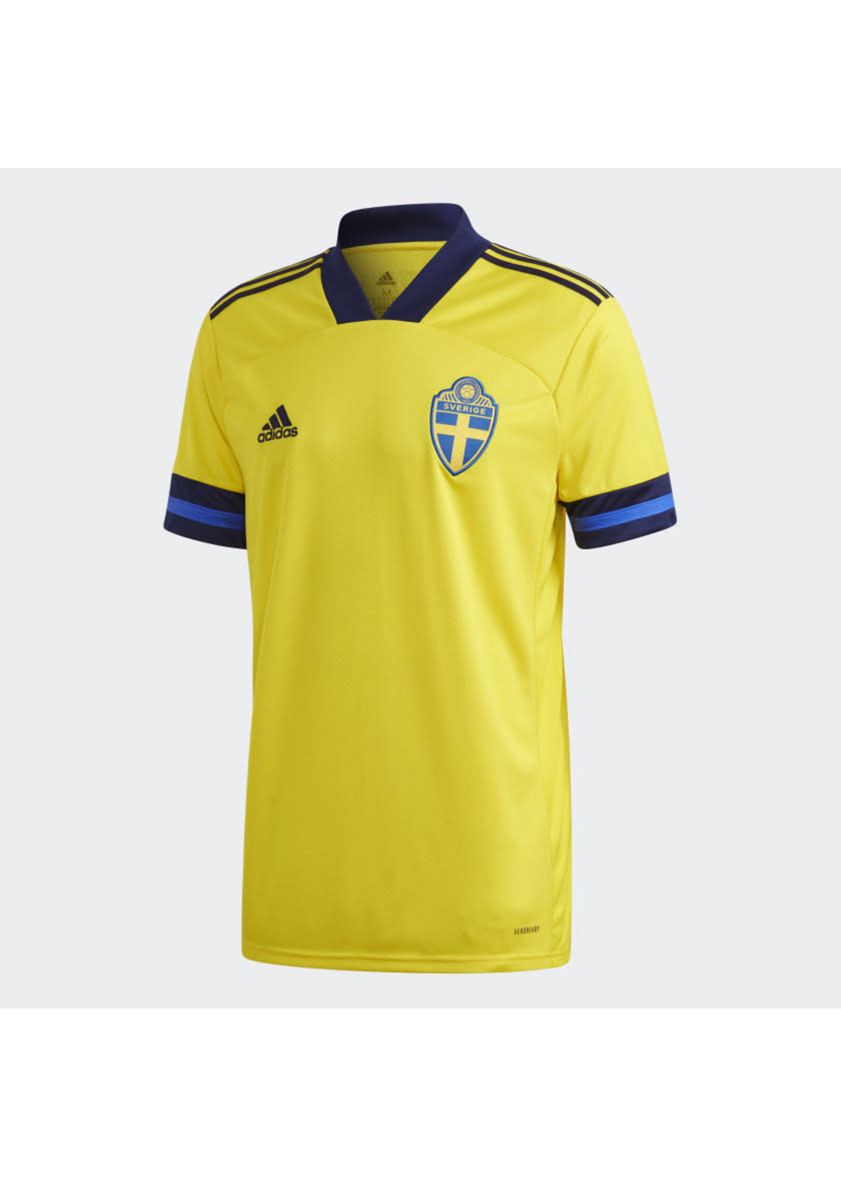 Adidas Sweden 20/21 Home Jersey Adult