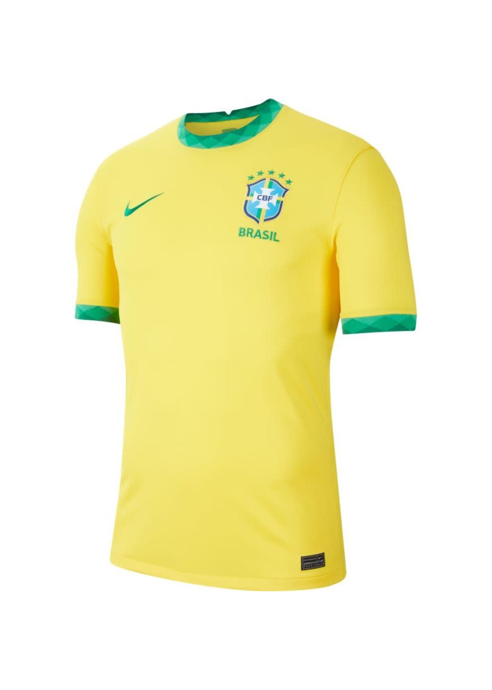 Nike Brazil 20/21 Home Jersey Adult