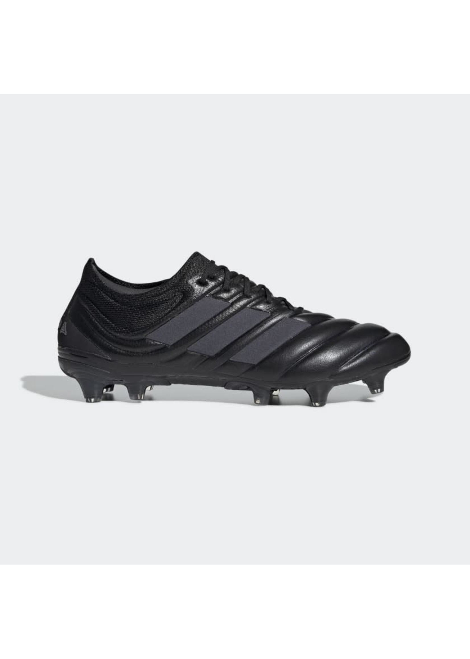 Adidas Copa 19.1 FG - Black/Black