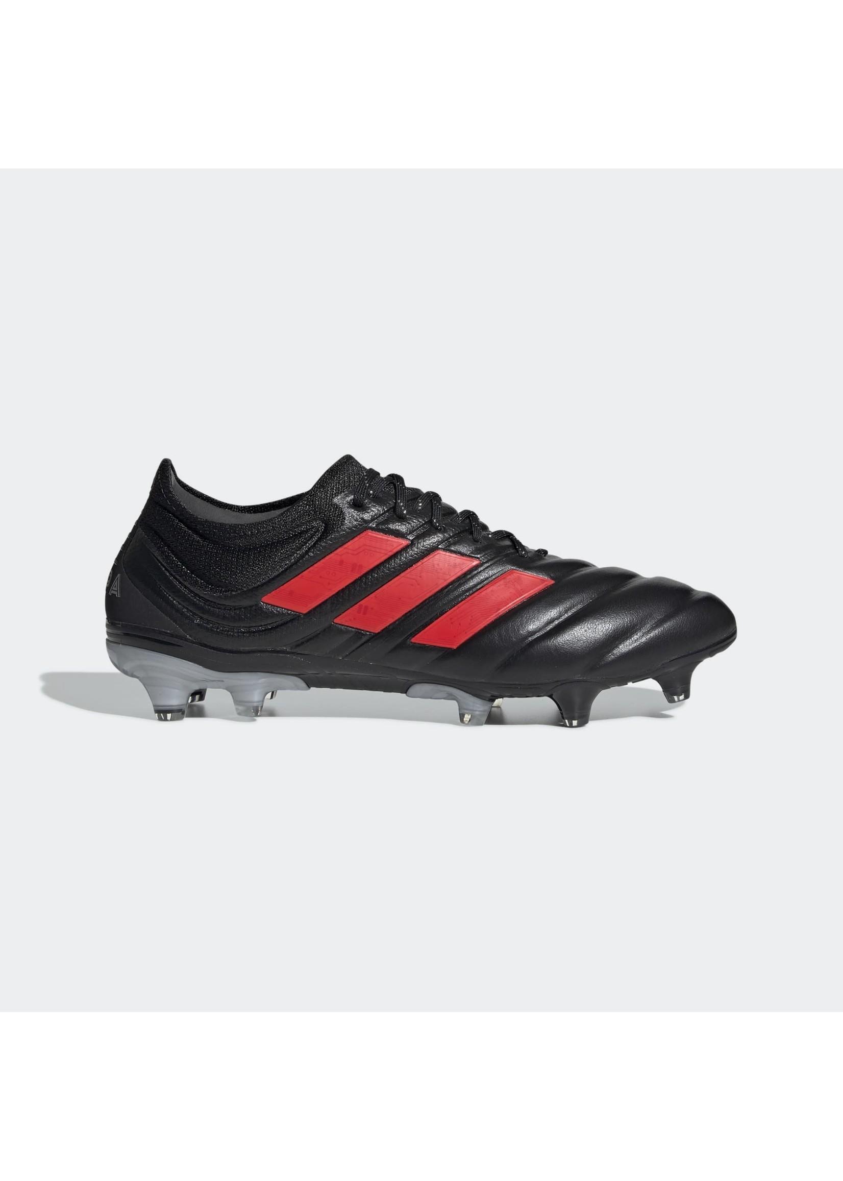Adidas Copa 19.1 FG - Black/Red