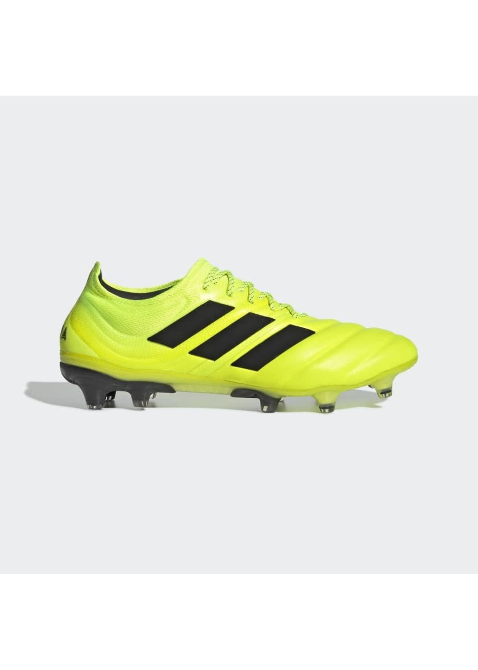 Adidas Copa 19.1 FG - Volt/Black