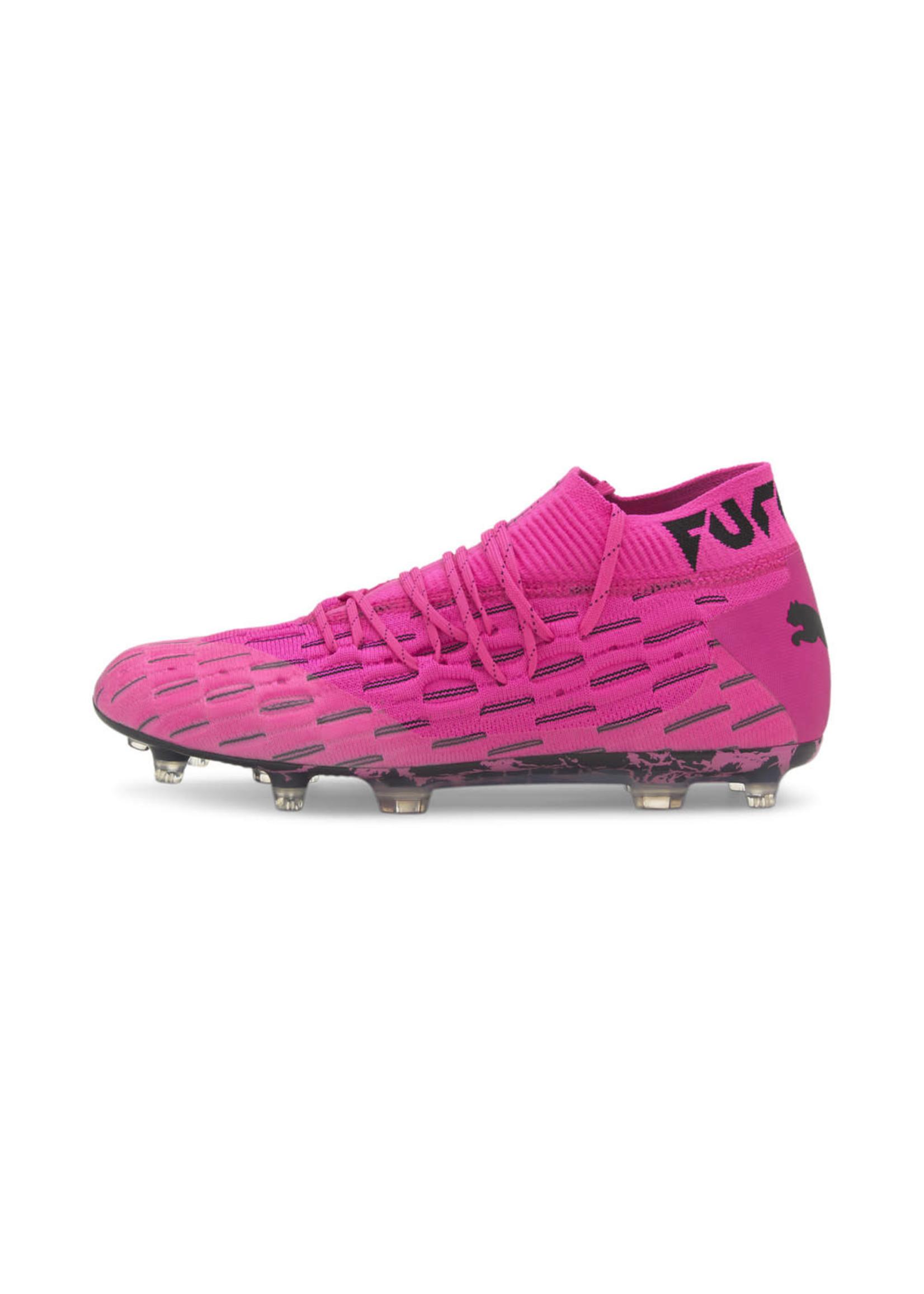 Puma Future 6.1 Netfit FG - Pink/Black