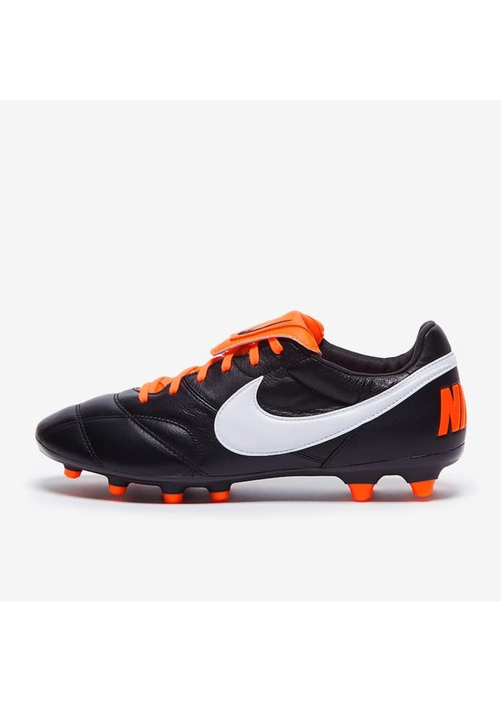 Nike Premier II FG - Black/Orange