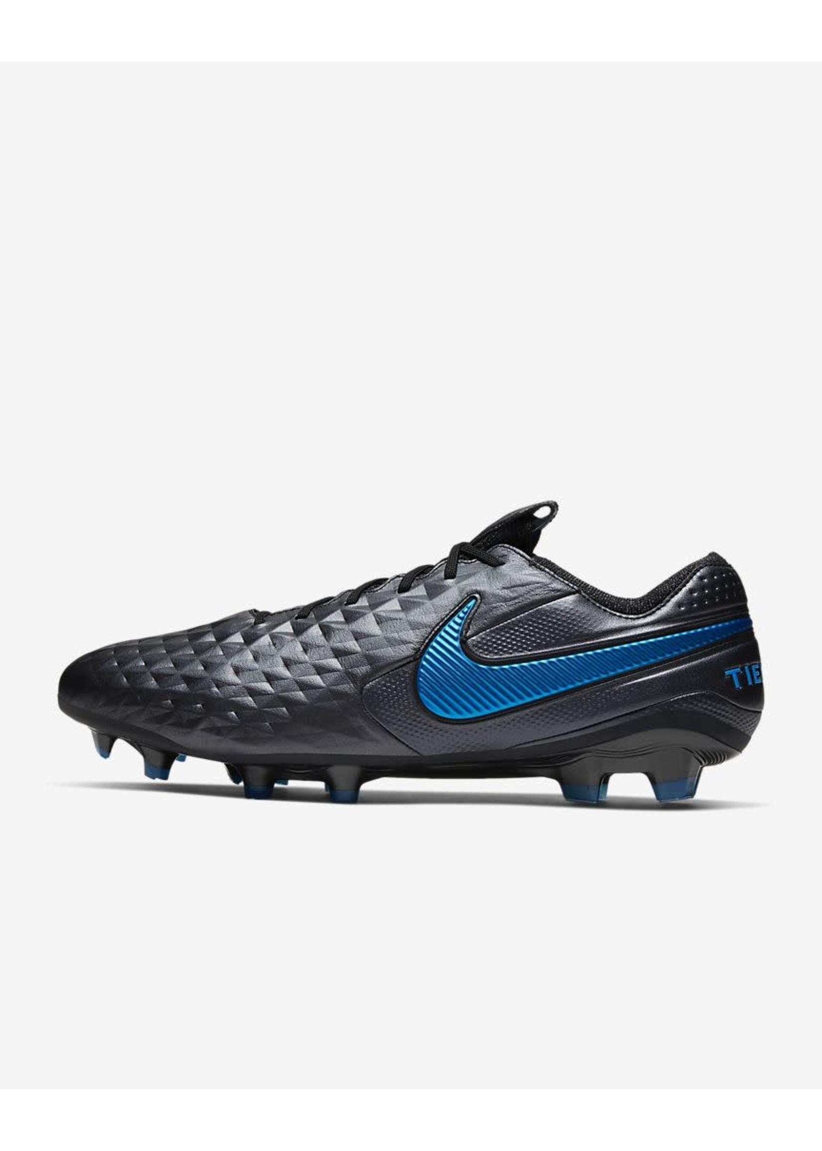 Nike Legend 8 Elite FG - Grey/Blue