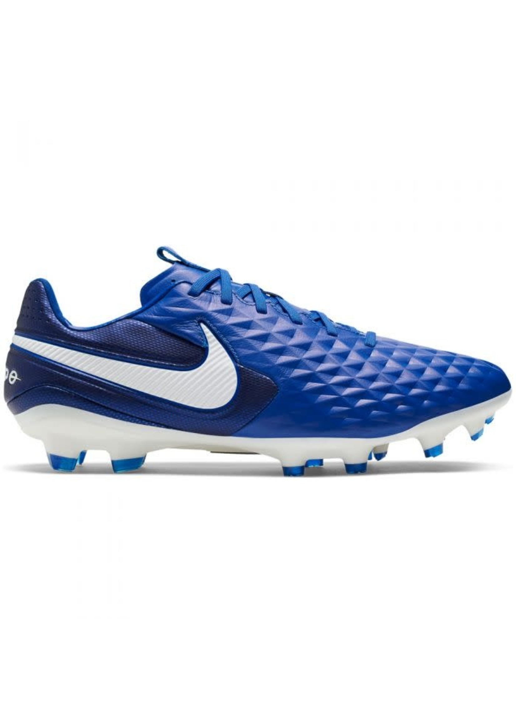 Nike Legend 8 Pro FG - Blue/White