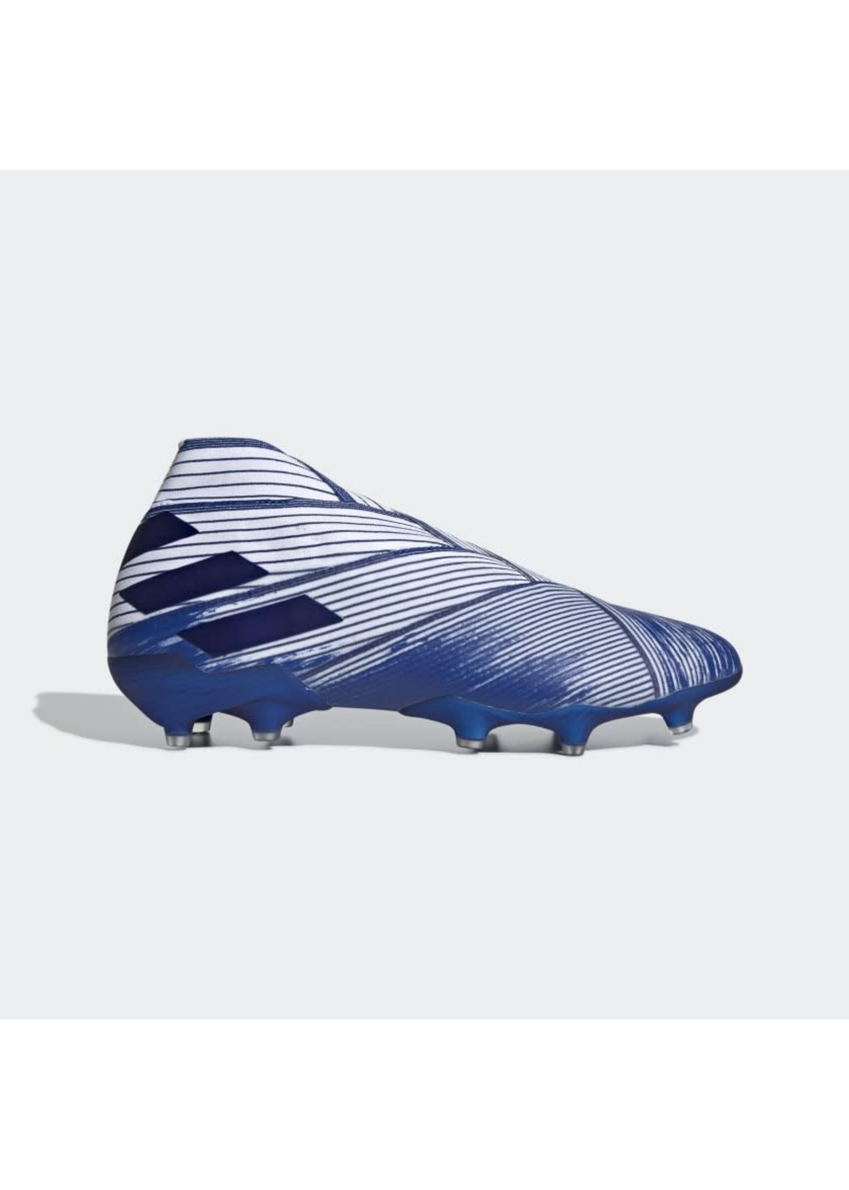 Adidas Nemeziz 19+ FG - Blue/White