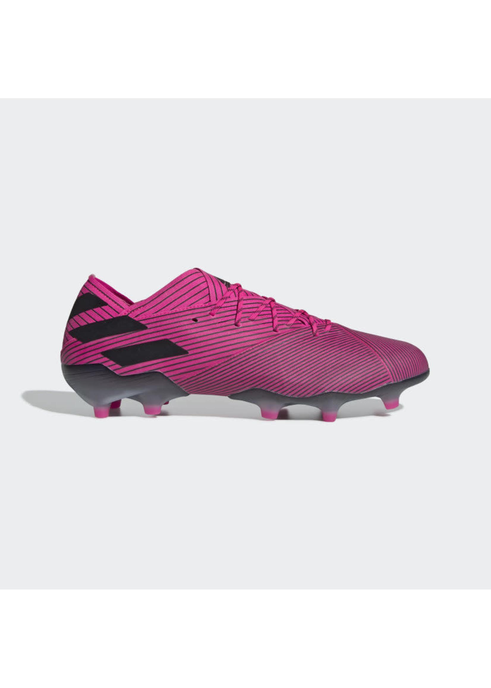 Adidas Nemeziz 19.1 FG - Pink/Black