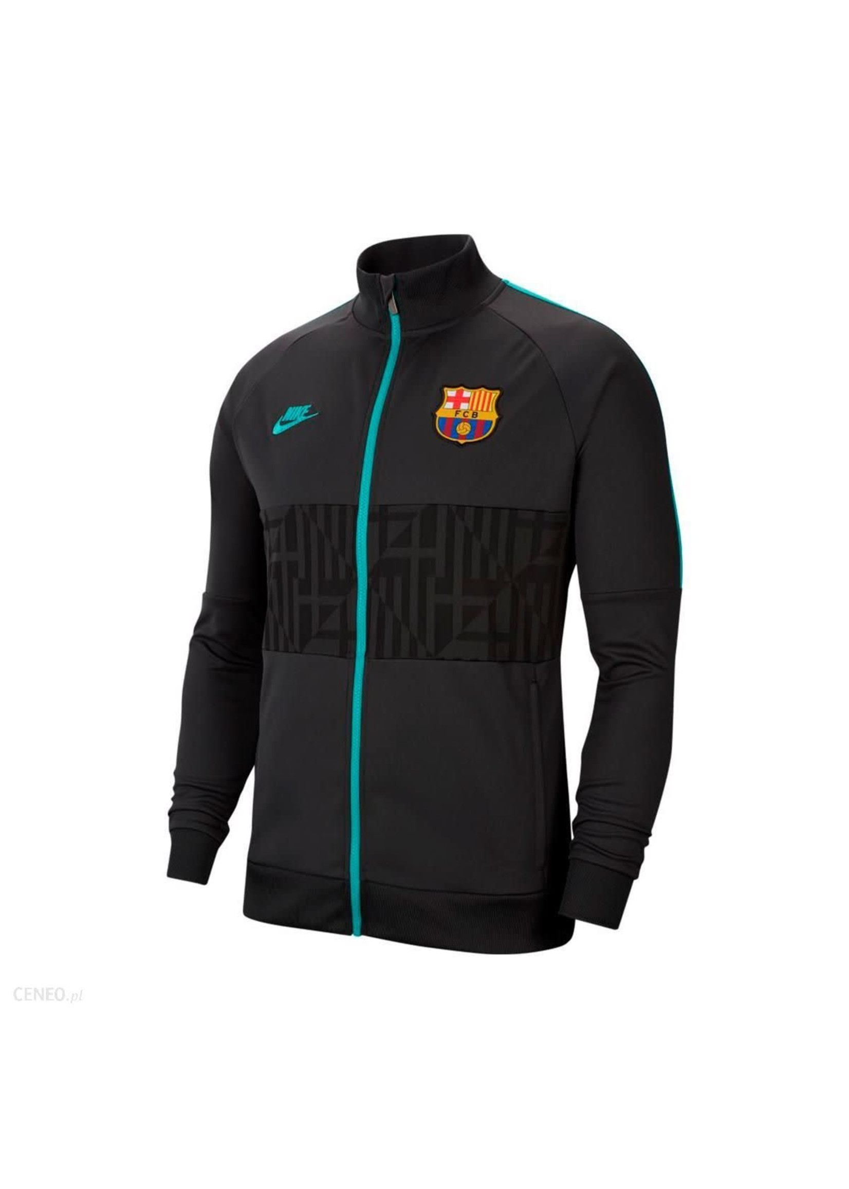 Nike Barcelona Anthem Track Jacket Full Zip