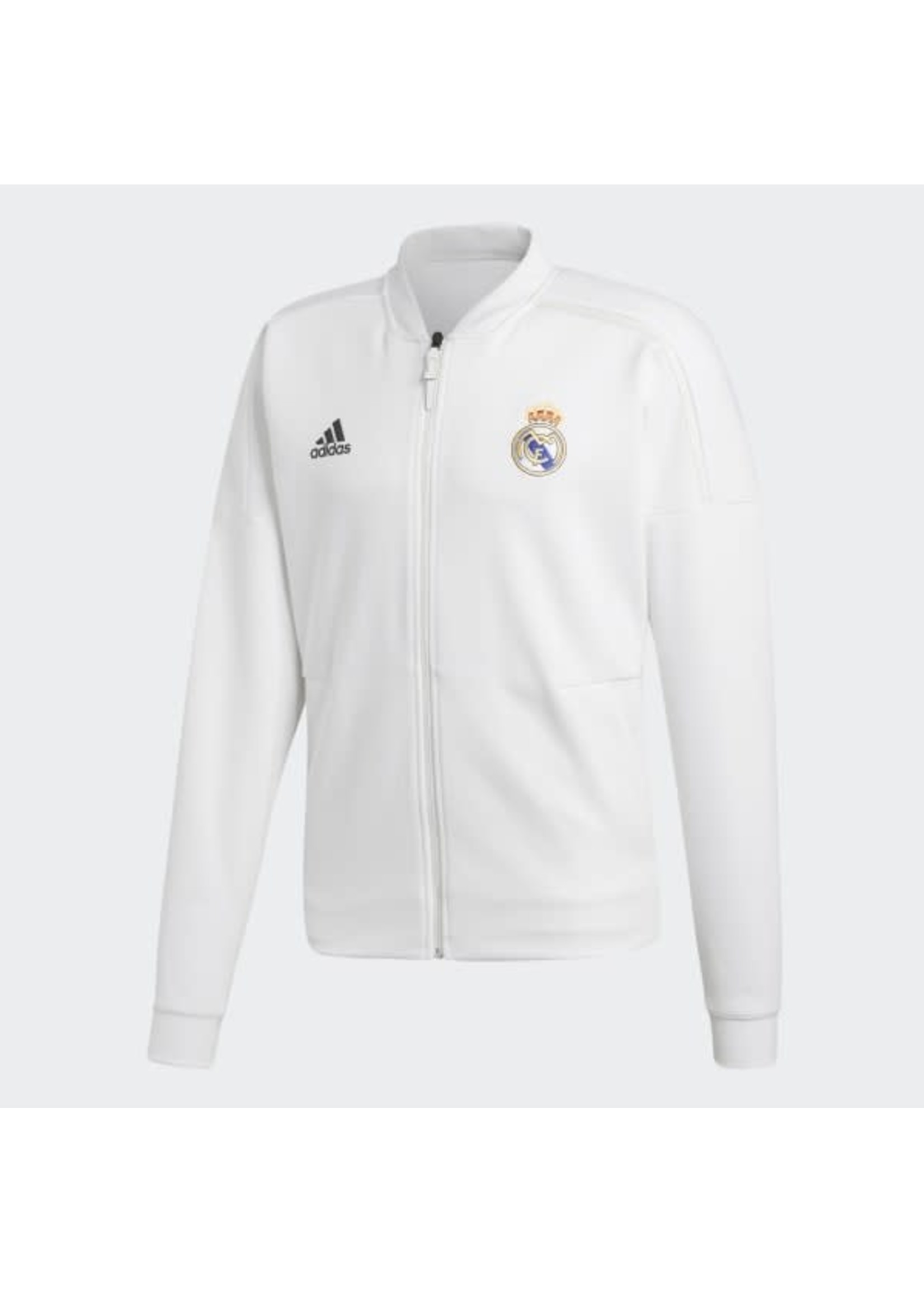 Adidas Real Madrid ZNE Track Jacket Full Zip