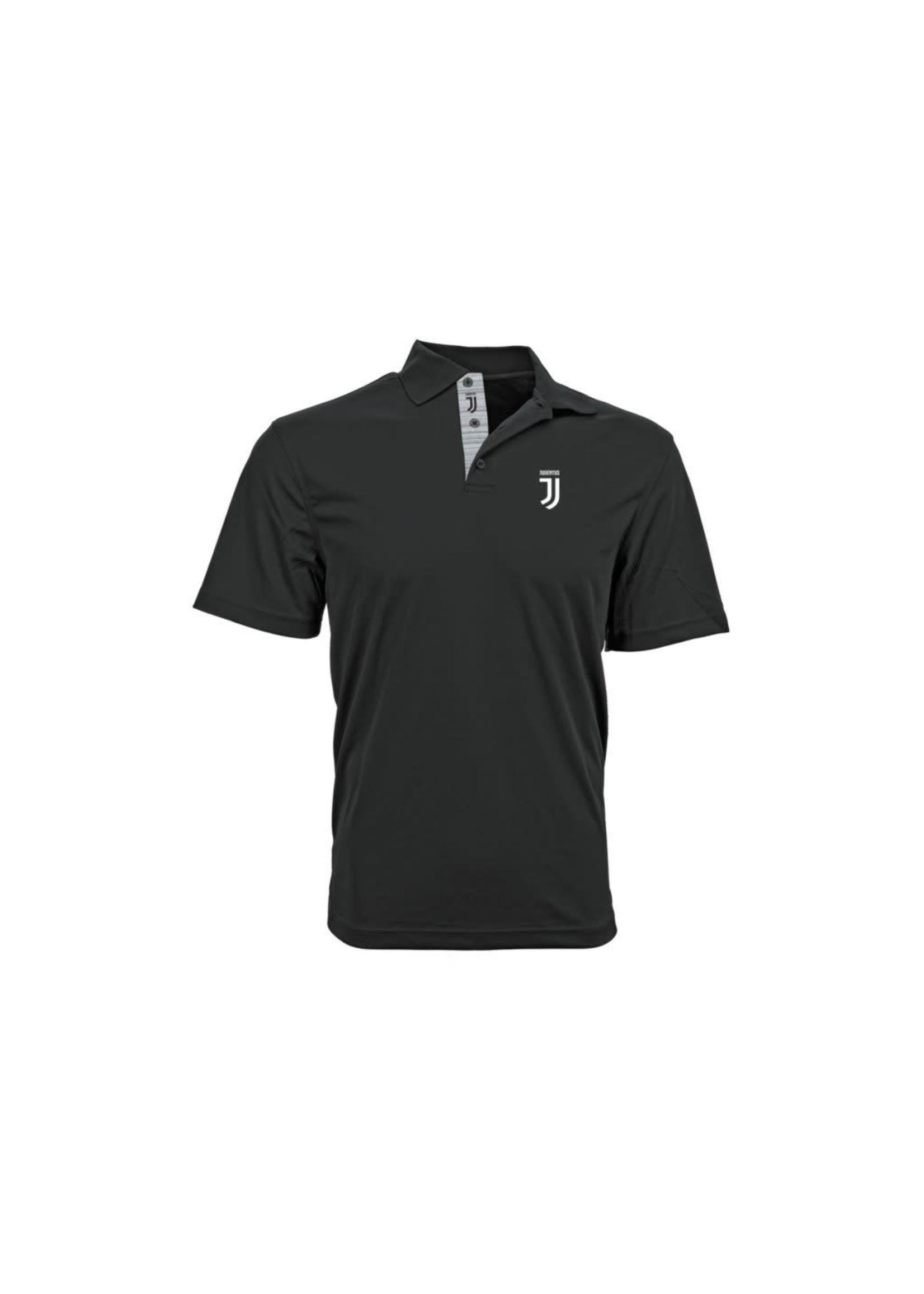 Juventus Polo Shirt - Black