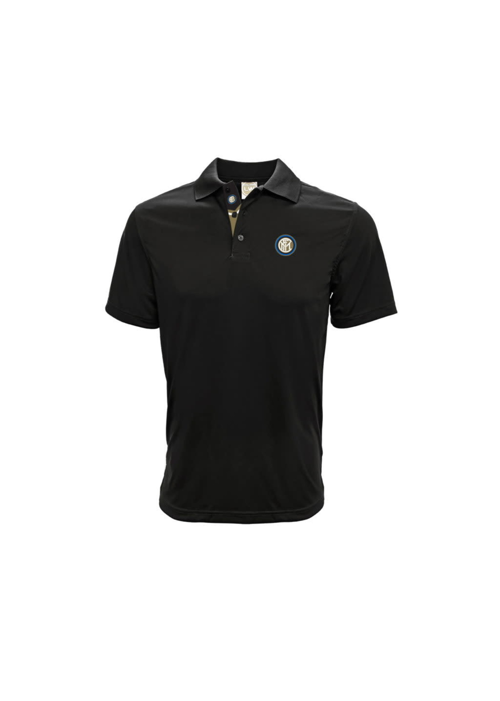 Inter Milan Polo Shirt - Black