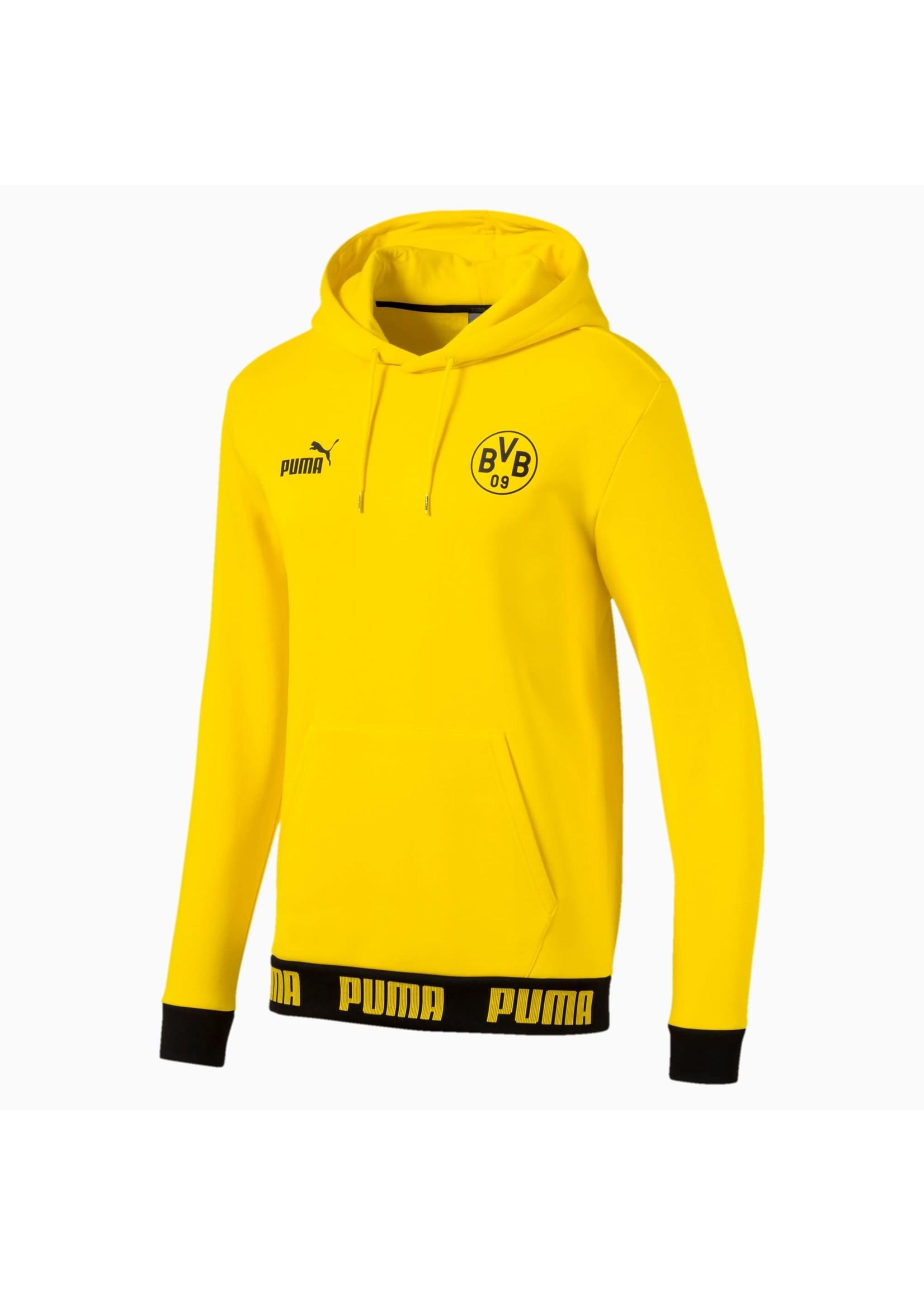 Puma Borussia Dortmund Hoodie - 19/20 Home