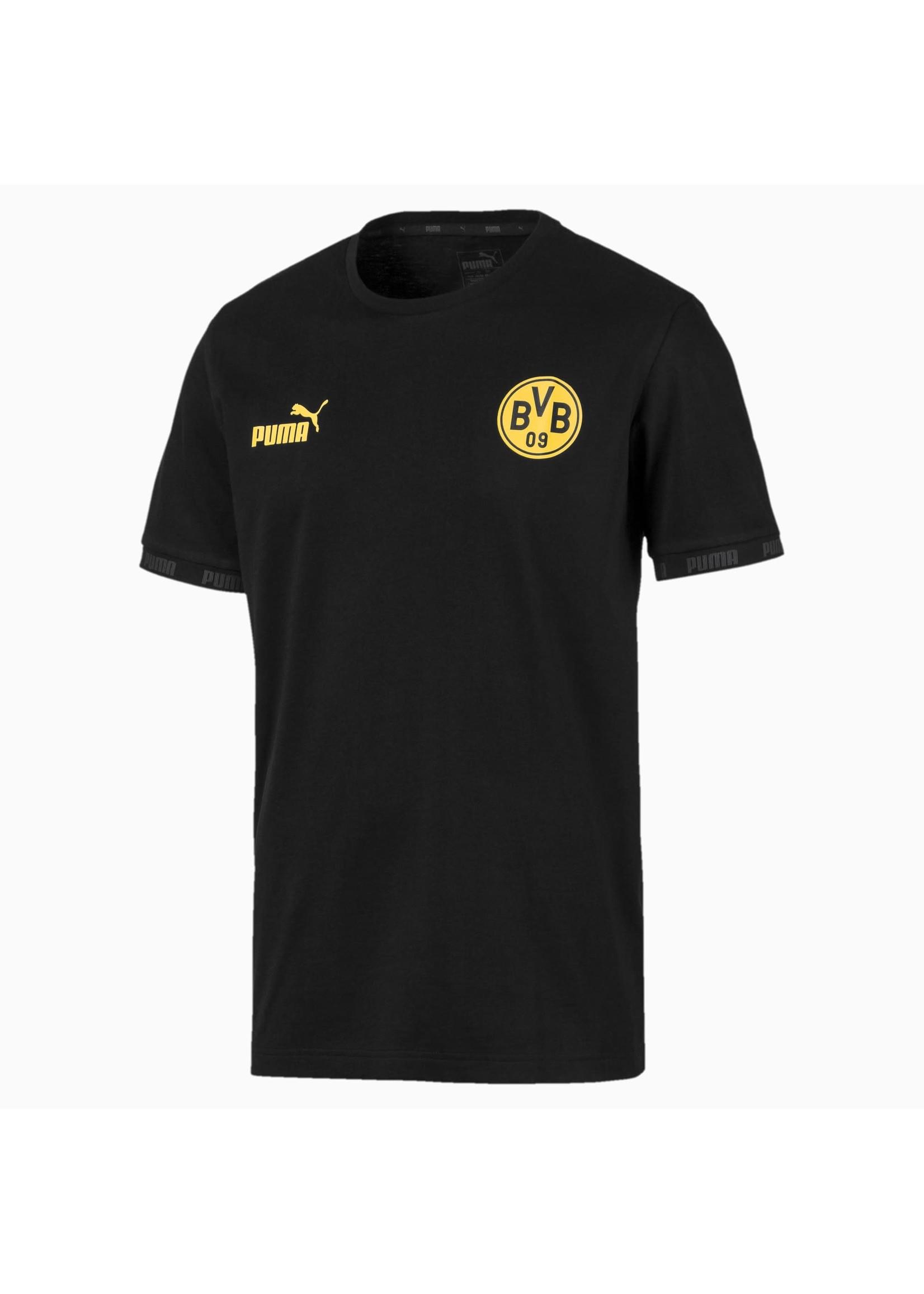 Puma Borussia Dortmund T-Shirt - 19/20 Away