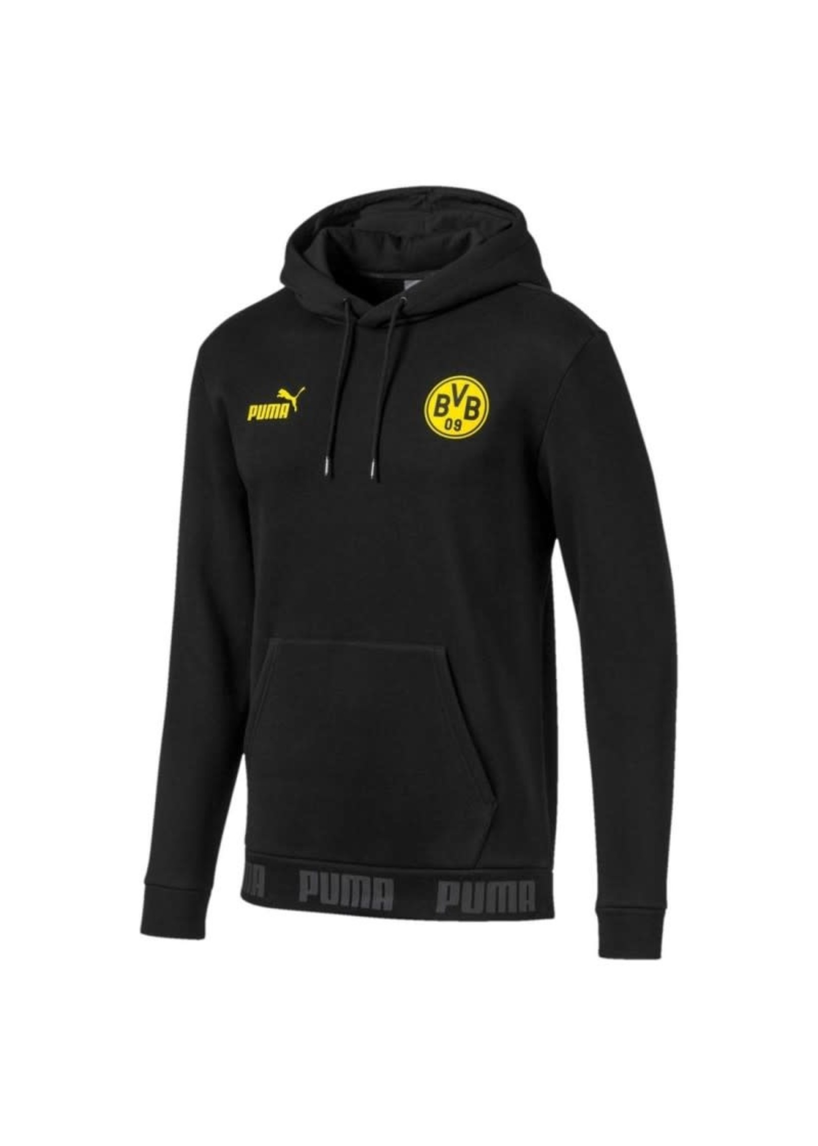 Puma Borussia Dortmund Hoodie - 19/20 Away